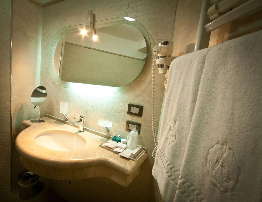 servizi bagni hotel calabria
